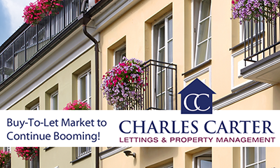 Buy-To-Let Market to Continue Booming!