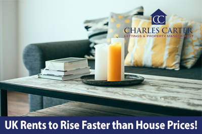 UK Rents to Rise Faster than House Prices!