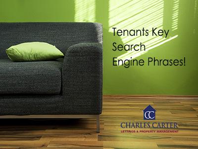 Tenants Key Search Engine Phrases!