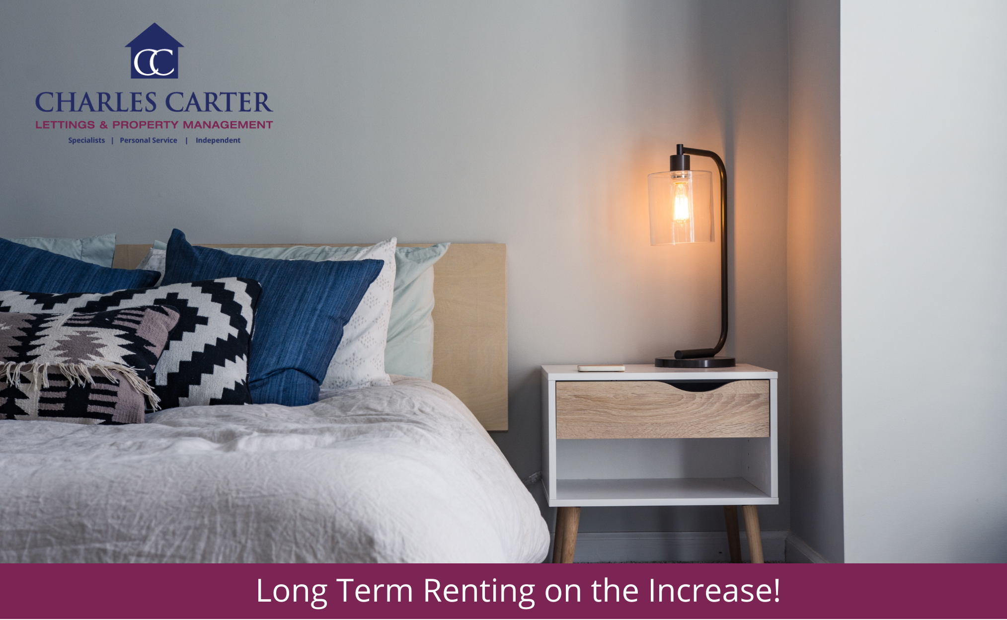 Long Term Renting on the Increase!